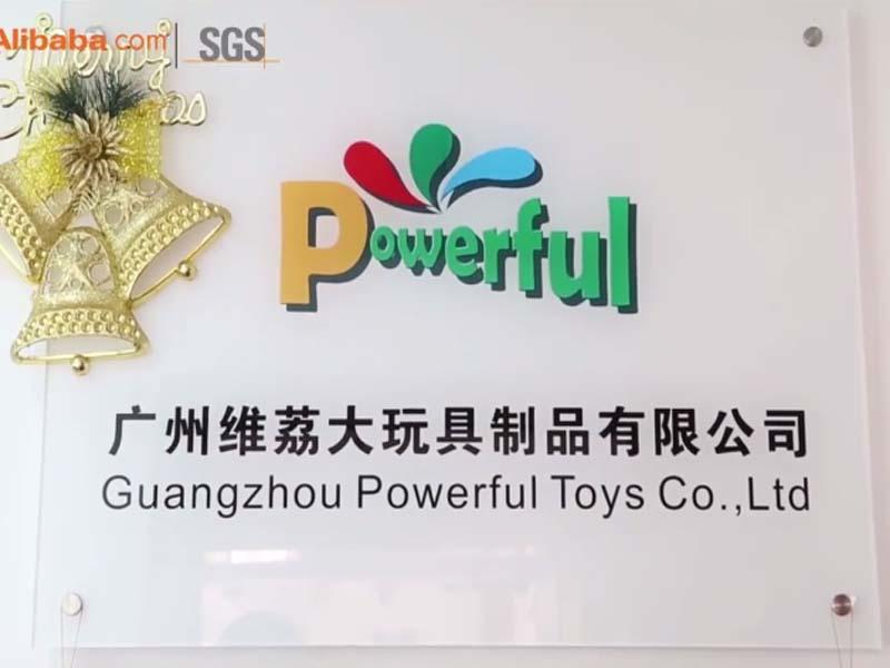 Guangzhou powerful toys