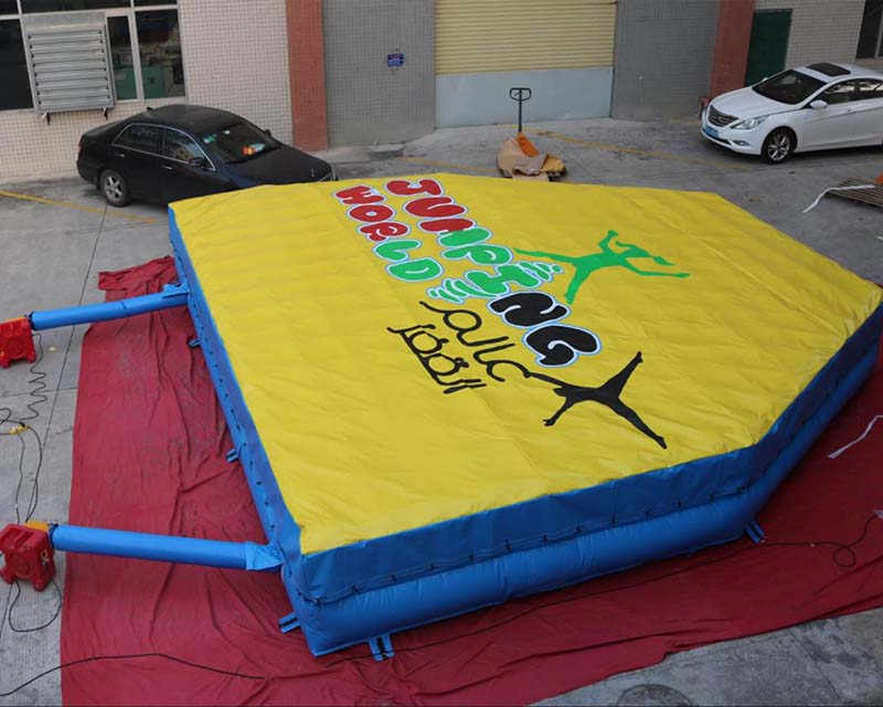 Powerful Toys trampoline air bag cheapest factory price for wholesale-15