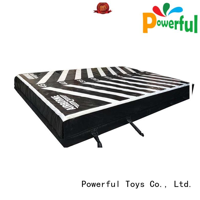 trampoline bag jump park for sale Powerful Toys