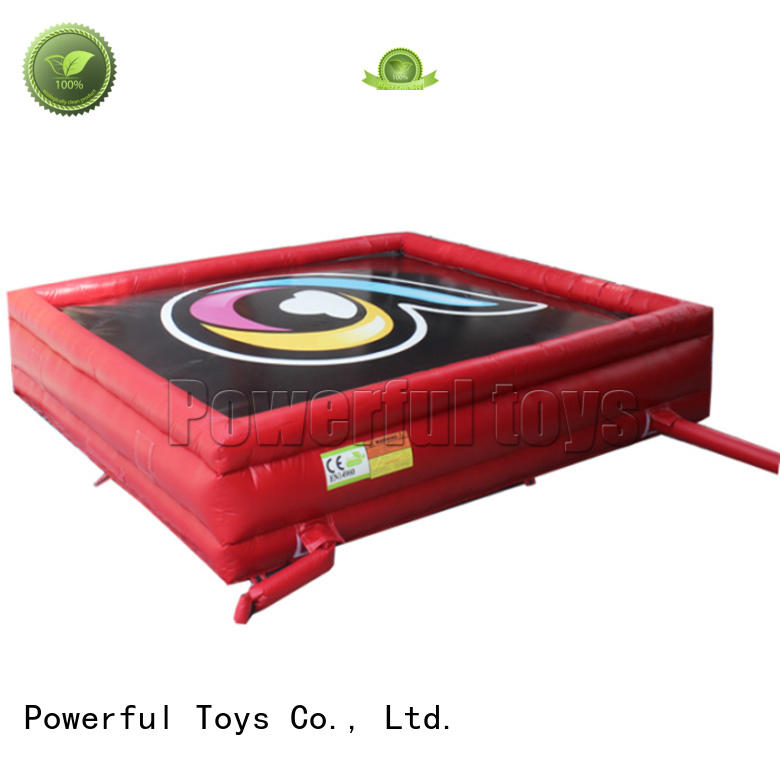Powerful Toys air stunt extreme for game