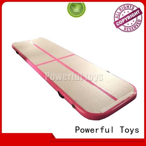 Powerful Toys inflatable gym mat mat for club