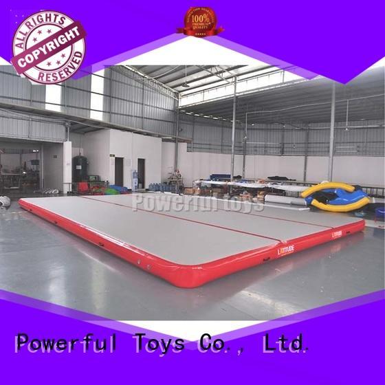 High quality gymnastics inflatable Air track