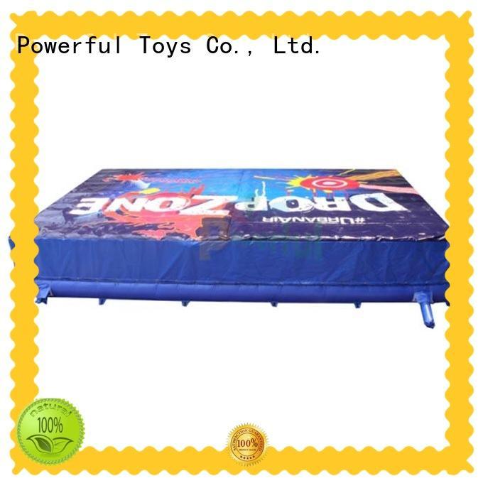 Powerful Toys top quality foam pit airbag bulk