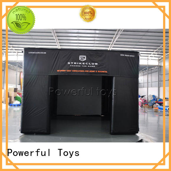 Powerful Toys OEM inflatable products custom for wholesale
