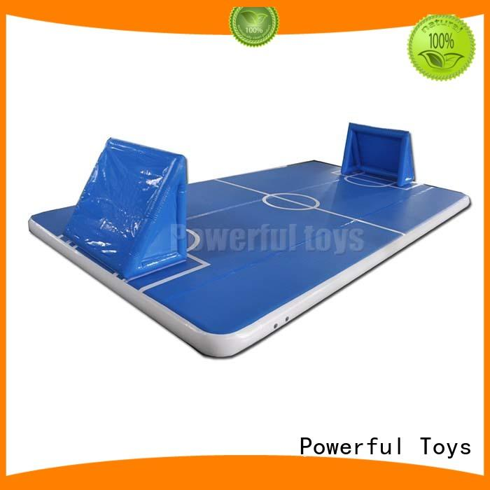 blue small air track price park Powerful Toys