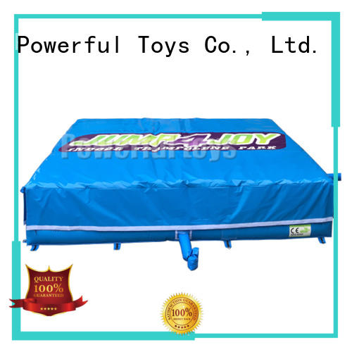 Powerful Toys ODM universal air bags for amusement park