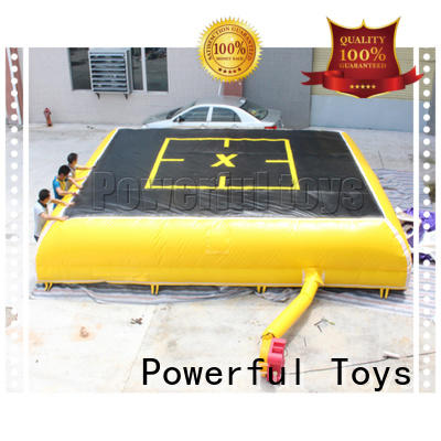 Powerful Toys Brand inflatable airbag bmx skiing airbag