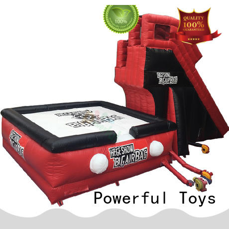 Powerful Toys freestyle airbags giant for adventure