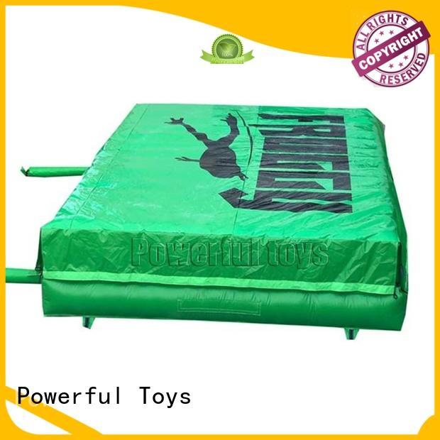Wholesale cushion airbag freestyle prix Powerful Toys Brand