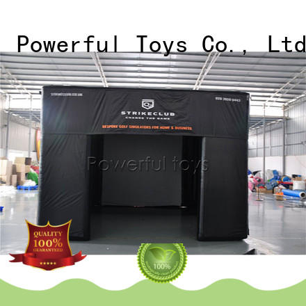 Powerful Toys ODM inflatable promotional products at sale