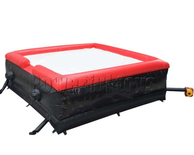 professional skiing jump zone trampoline Powerful Toys Brand
