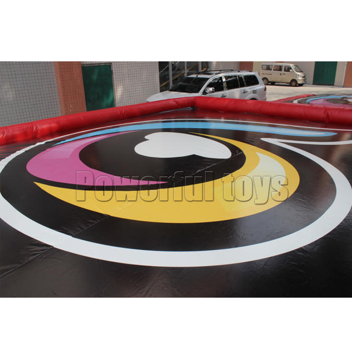 Inflatable jump airbag for sale