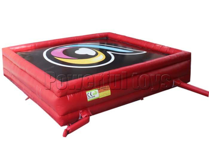 Hot free jump zone trampoline platform skateboard Powerful Toys Brand