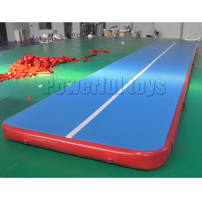 Powerful Toys air track mat for club-9