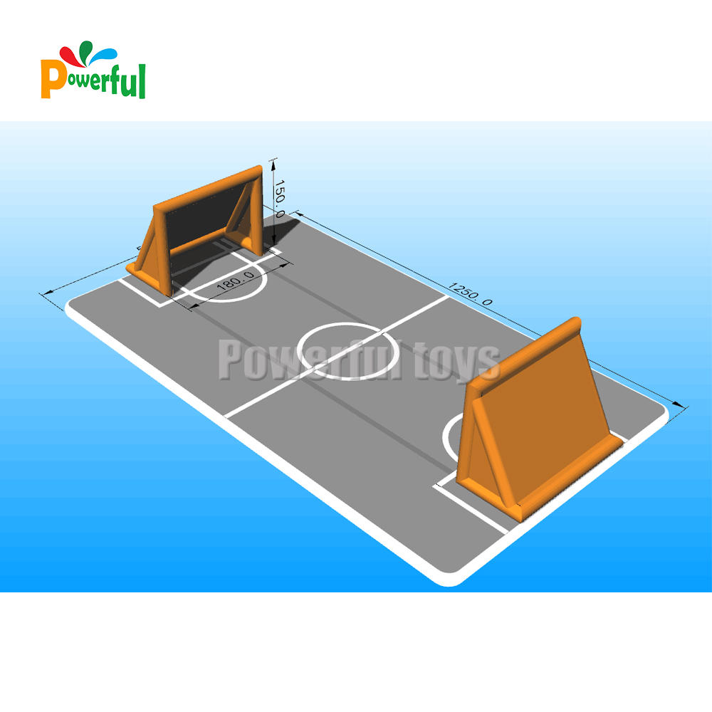 Powerful Toys gymnastic air track gymnastics mat for club