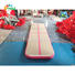 blue gymnastics air track for home gym for dancing Powerful Toys
