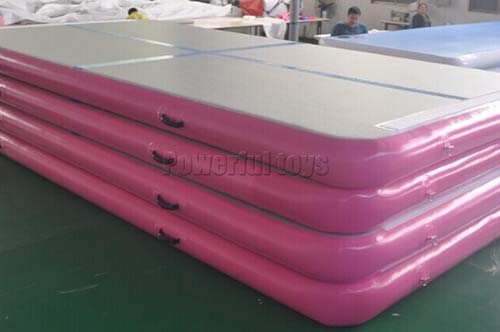 Powerful Toys mini inflatable gymnastics mat for dancing-9