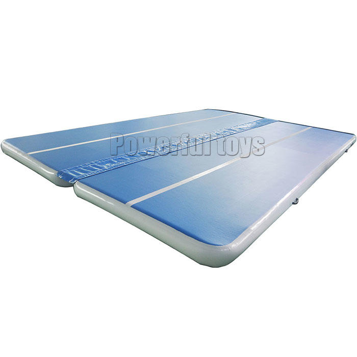 Gymnastics cheerleading inflatable gym mattress