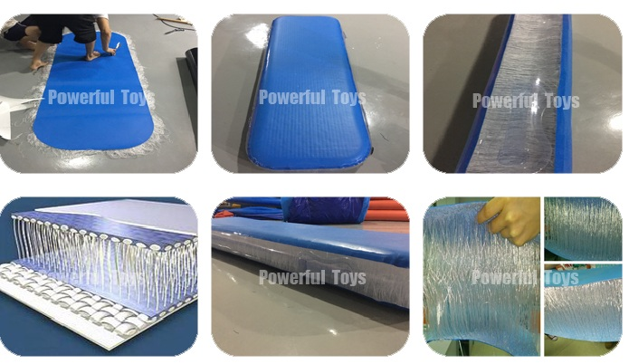 Powerful Toys air track gymnastics mat mat park-9