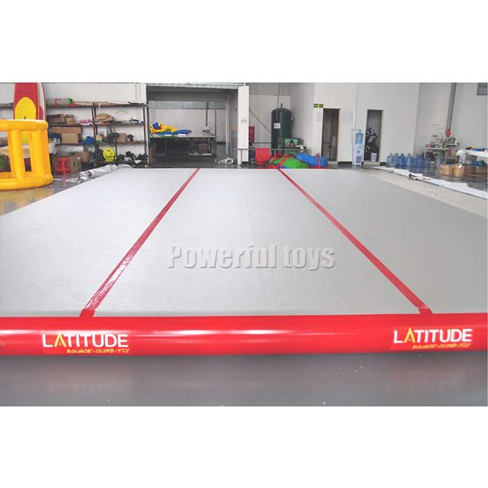 High quality gymnastics inflatable Air track