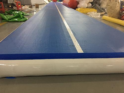 Powerful Toys gymnastic inflatable air track floor-4