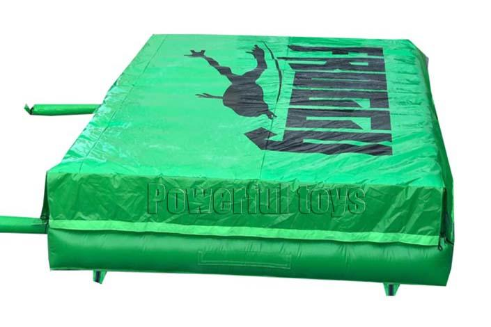 soft foam foam pit airbag cheapest factory price Powerful Toys