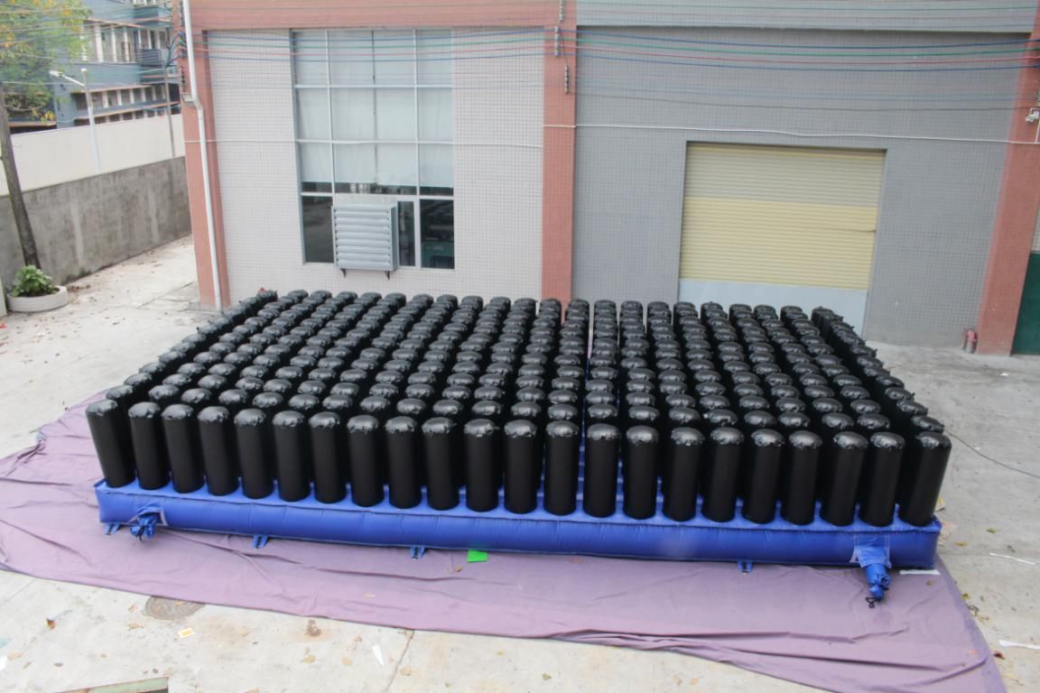 Powerful Toys airbag trampoline bulk for wholesale-5
