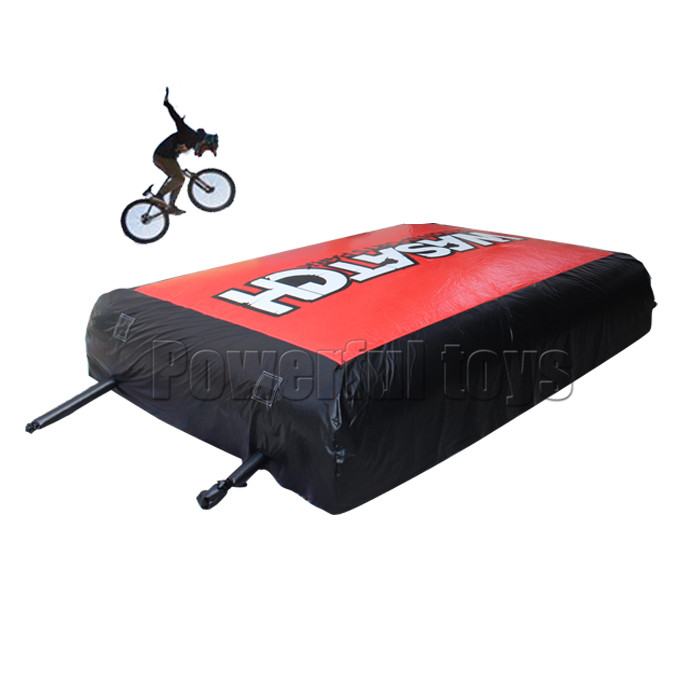 landing airbag bike for sport-6