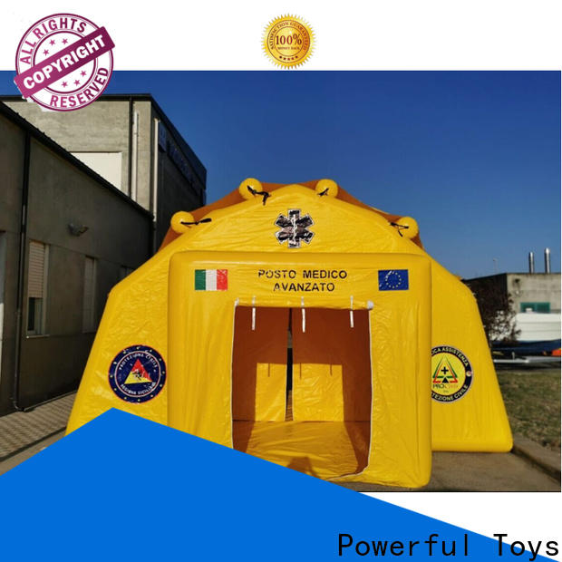 Powerful Toys inflatable tent sale top brand