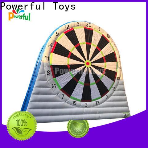 hot-sale inflatable football dart light weight oem&odm