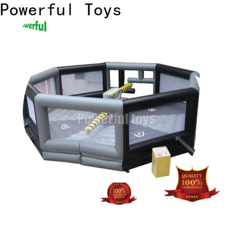 Powerful Toys wipeout inflatable light weight for fun