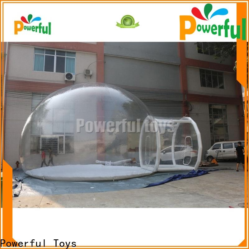 Powerful Toys mushroom tent practical factory direct supply