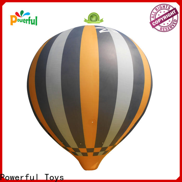 outdoor advertising balloons custom at sale