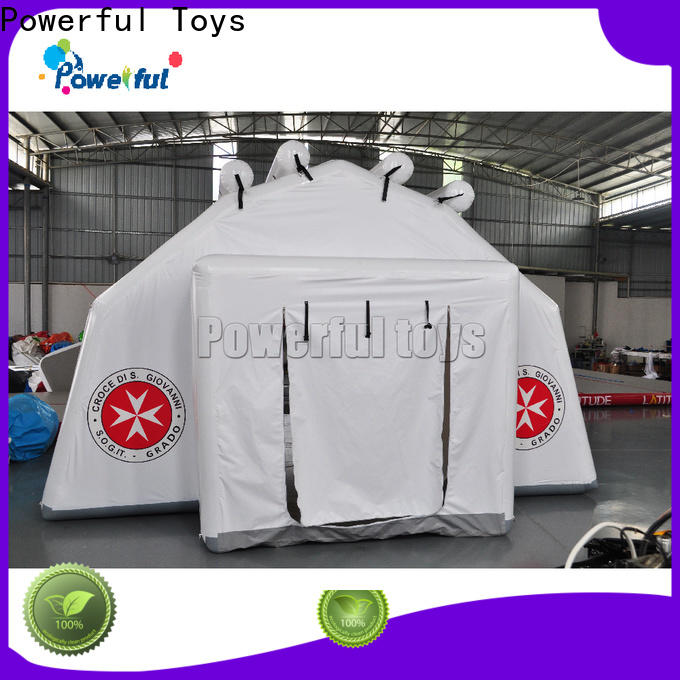 Powerful Toys inflatable tent sale practical top brand