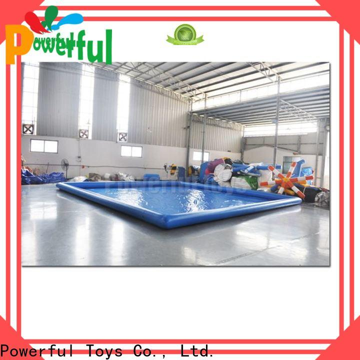 Powerful Toys inflatable water toys light weight