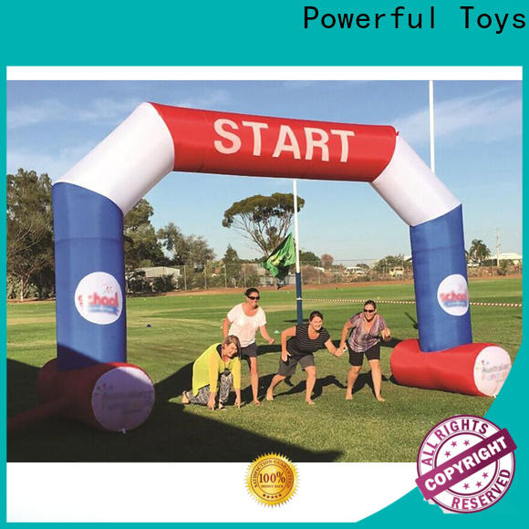Powerful Toys inflatable advertising custom at discount