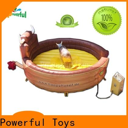 best Inflatable rodeo bull high quality wholesale