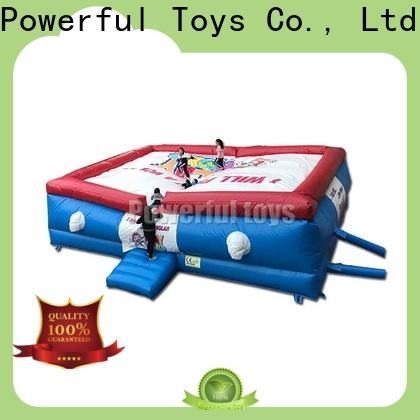 Powerful Toys professional safety air bag stunt for game