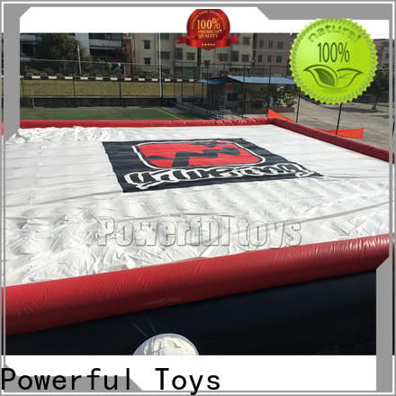 Powerful Toys free-fall freestyle air bag giant for jumping