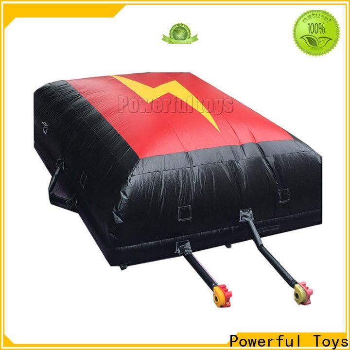 Powerful Toys airbag bmx mountain
