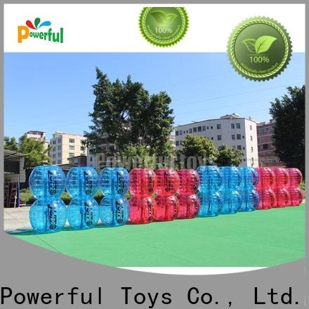 Powerful Toys free delivery inflatable football hot-sale for park