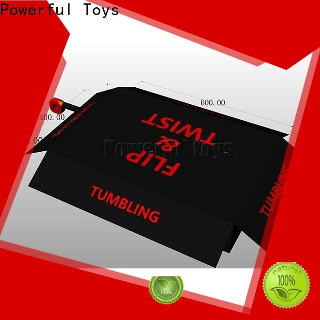Powerful Toys trampoline airbag for wholesale