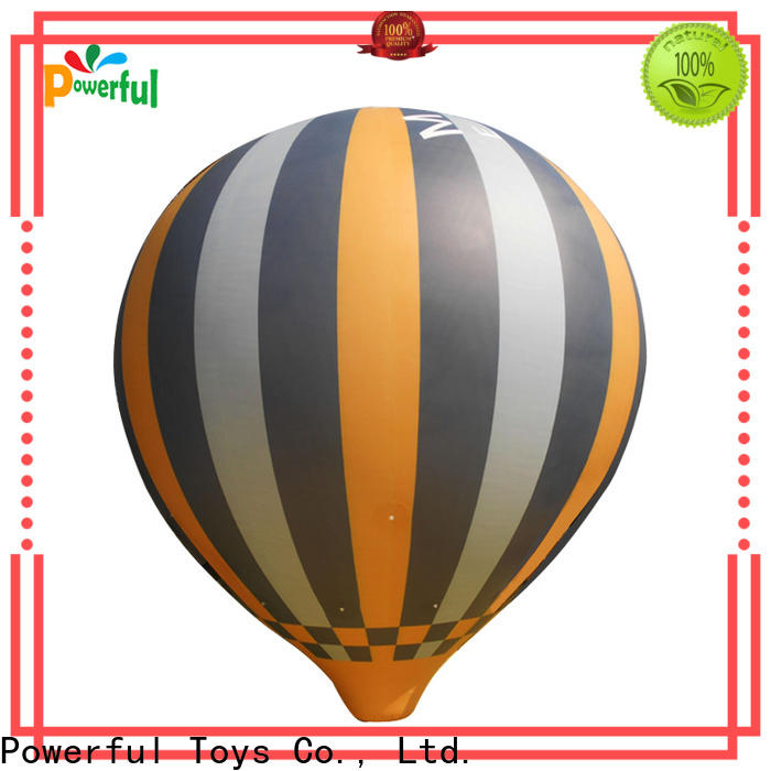 Powerful Toys top brand advertising balloons custom for wholesale