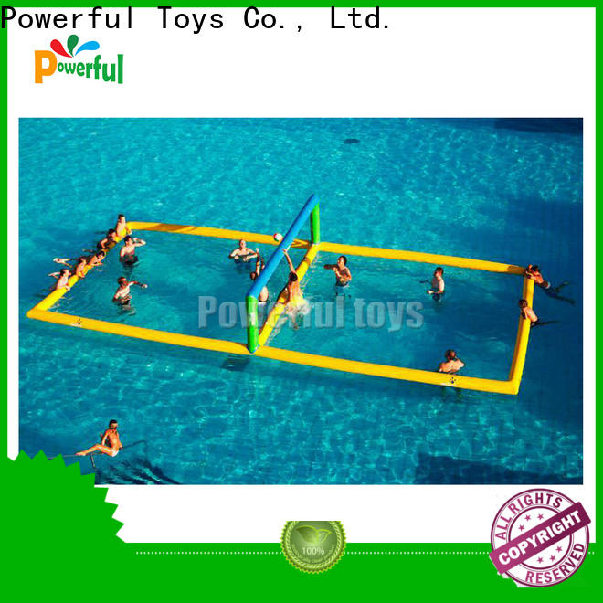 Powerful Toys durable commercial inflatable water slides OEM at discount