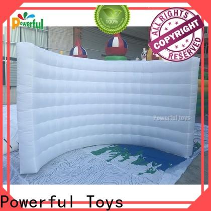 Powerful Toys ODM inflatable advertising custom at discount