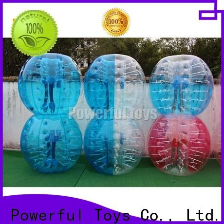 Powerful Toys kids inflatable top selling for sports