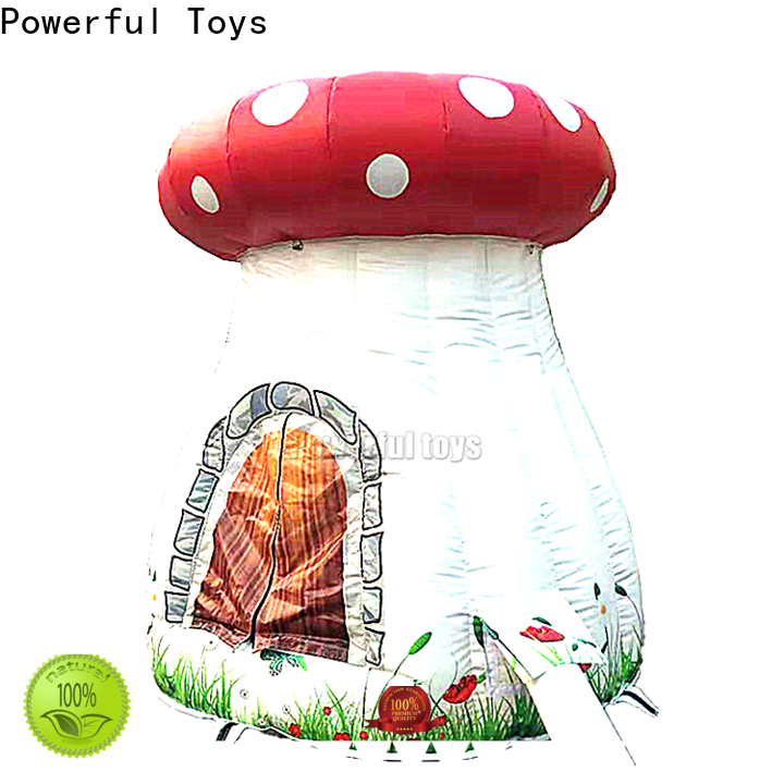 Powerful Toys clear inflatable tent fast delivery