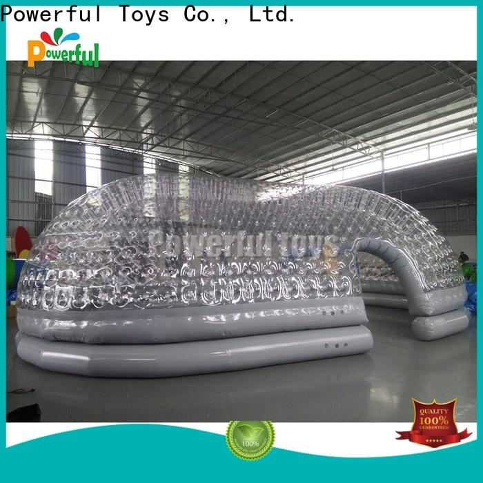 Powerful Toys mushroom tent comfortable factory direct supply