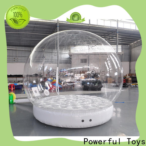 Powerful Toys new inflatable tent factory direct supply