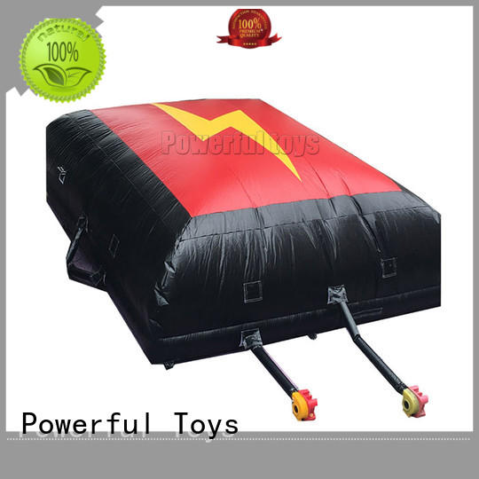 snowboard airbags bag jumping Powerful Toys
